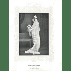 1925 Miss Elizabeth Usborne & Miss Jean Baldwin
