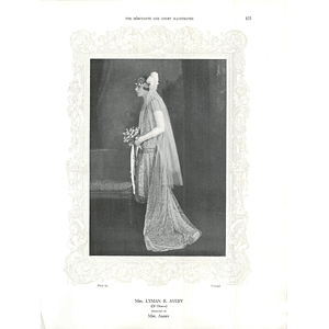 1925 Mrs Lyman R Avery & Miss Eileene Myers