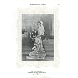 1925 Mrs John Northcott & Miss Nesta Talbot