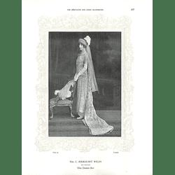 1925 Mrs C Rookhurst Wigan & Miss Brenda Murphy
