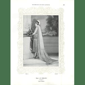 1925 Mrs J H Keeling & Mrs Bernard Townroe