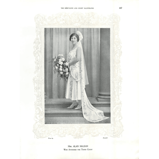 1925 Mrs Alan McLean & Mrs P G H Fender