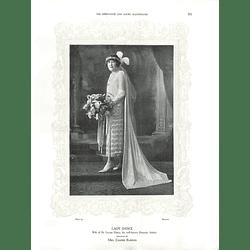 1925 Lady Dance & Hon Verena Maxwell