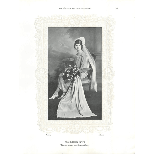 1925 Miss Burton Swift & The Marchioness Townshend