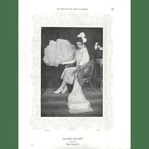 1925 Miss Joan Williams & Miss Hilda Morton Robertson
