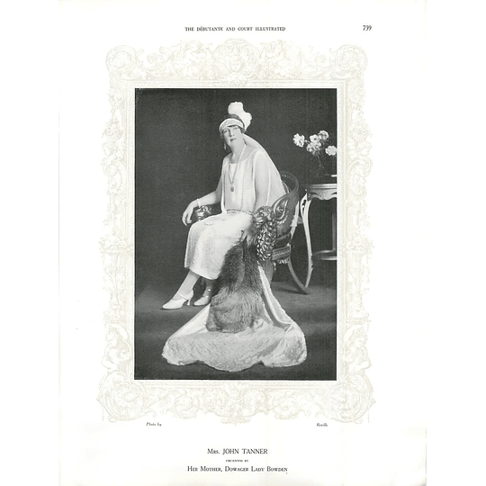 1925 Mrs John Tanner & Mrs Geoffrey Palmer