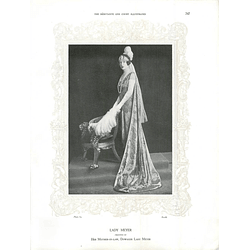 1925 Lady Meyer & Mrs H W Styles
