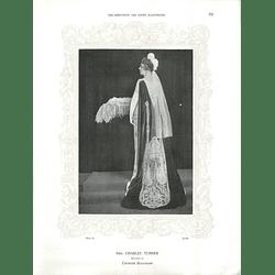 1925 Mrs Charles Turner & Mrs Basil Drewe