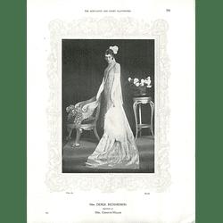 1925 Mrs Derek Richardson & Mrs Newton