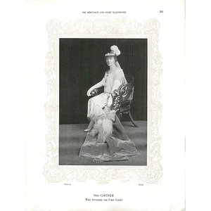 1925 Miss Gartside & Mrs Everatt Hind