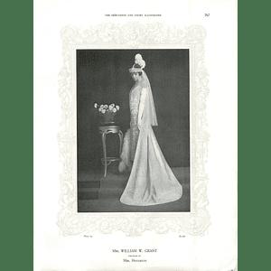 1925 Mrs William W Grant & Mrs Duncan Norman