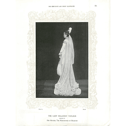 1925 The Lady Millicent Taylour & Miss Joan Verney
