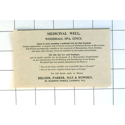 1936 Medicine Well, Woodhall Spa Lincolnshire, 11 Acres For Sale