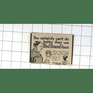 1932 Goodlass Wall, Liverpool Bird Brand Paint