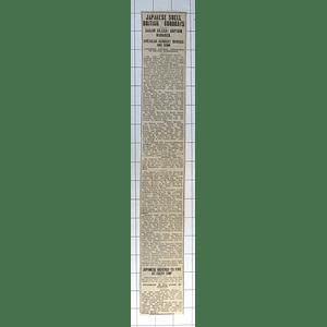 1937 Japanese Sink American Gunboat Panay, Shall British Gunboats