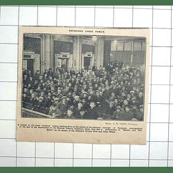 1938 Pavilion Theatre Penzance, Children's Pantomime 300 Children