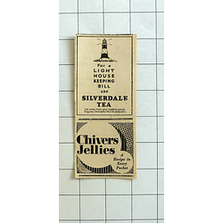 1934 For A Light House Keeping Bill Use Silverdale Tea