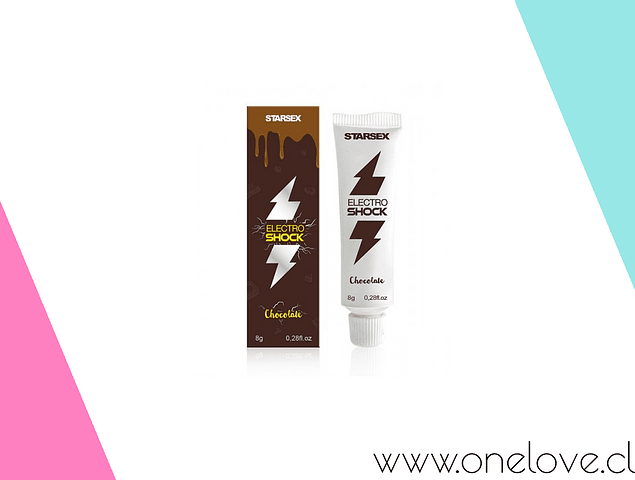ELECTRO SHOCK SABOR CHOCOLATE