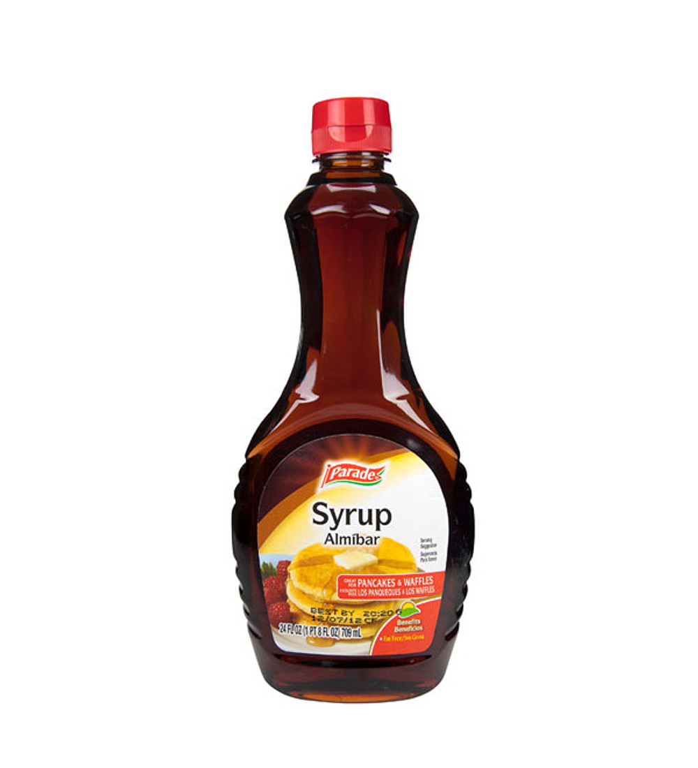 SYRUP MIEL PARA PANQUEQUES 709ML - Made in USA