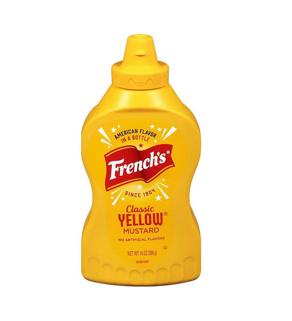 MOSTAZA YELLOW CLASSIC 396GR FRENCH´S