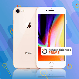 IPHONE 8 64GB - Oro Rosa - Reacond. Prime