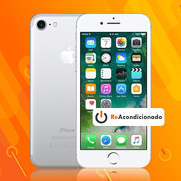 IPHONE 7 32GB - Plateado - Reacondicionado