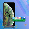 IPHONE XS 64GB - Negro - Seminuevo