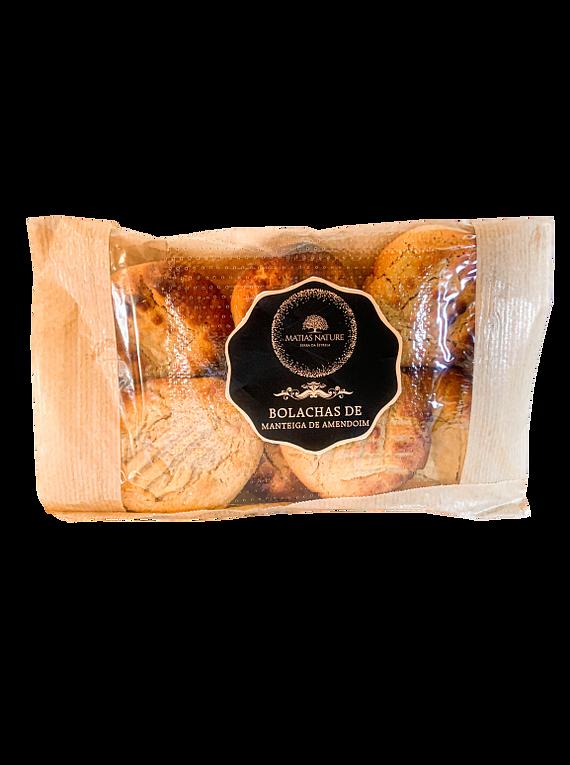 Bolachas de Manteiga de Amendoim (300g)