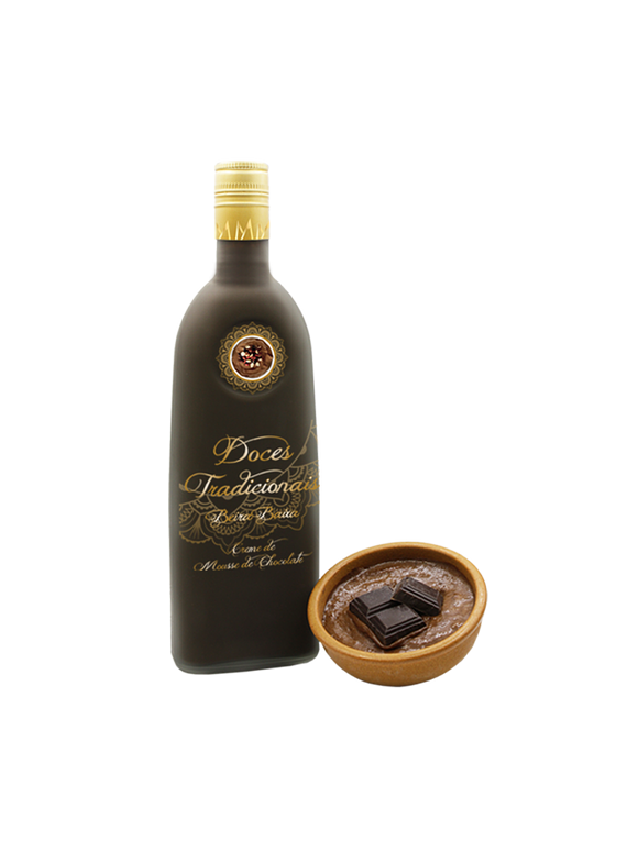 Licor Mousse de Chocolate