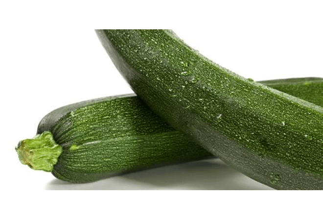 Courgetes