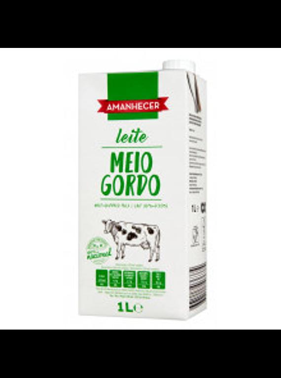 Leite Meio Gordo Amanhecer (Pack 6)