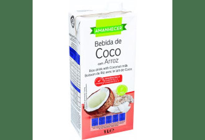 Bebida Vegetal Amanhecer coco 1L