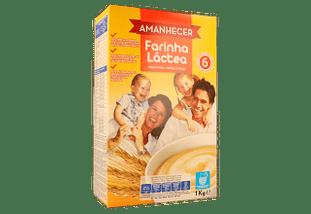Farinha Lactea Amanhecer 1Kg