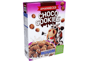 Cereais Mini cookies Amanhecer 375g
