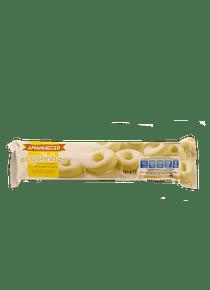 Argolinhas chocolate branco 150g