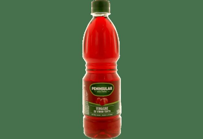 VINAGRE VINHO TINTO PENINSULAR 50 CL