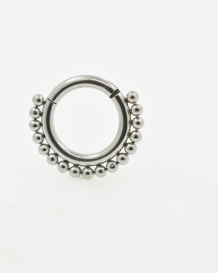 Segment ring clicker full bolitas