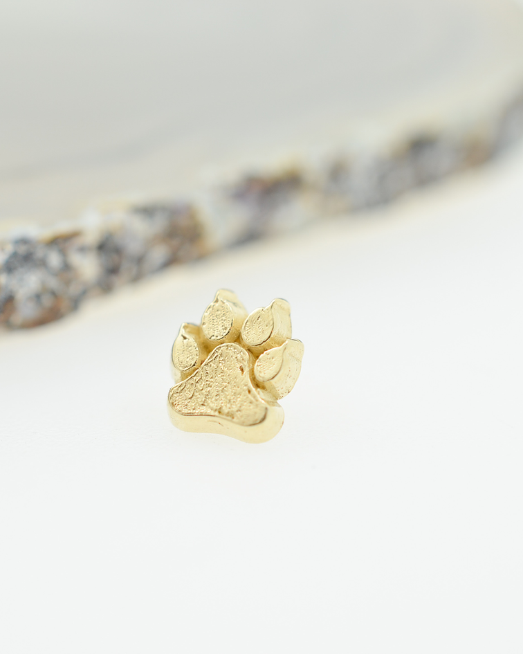 Huellita de oro amarillo - 14g