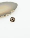 Thrive - Maya en oro amarillo - Threadless o pin