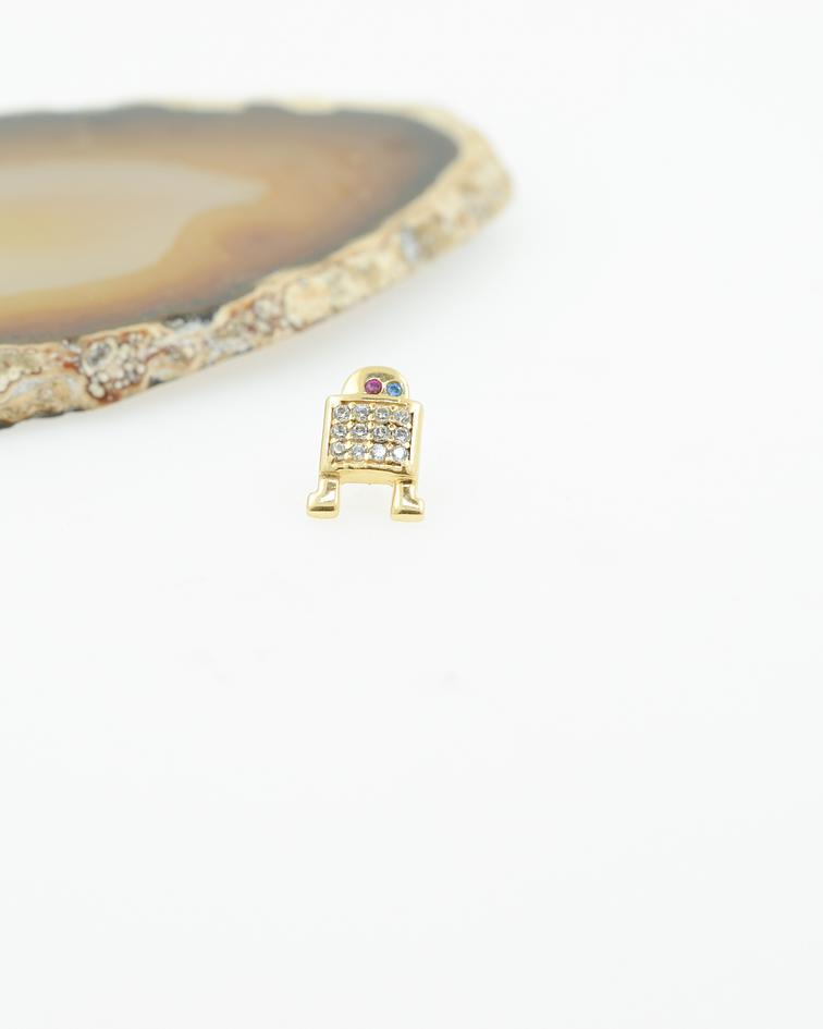 R2D2 - Star Wars - Threadless o pin