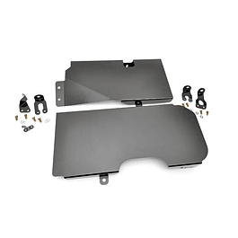 JEEP GAS TANK SKID PLATE (07-18 WRANGLER JK UNLIMITED)