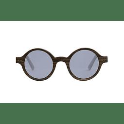 Óculos de Sol Joplins Flic Madeira Ébano
