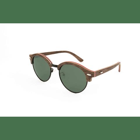 Óculos de Sol Joplins Rosie Madeira de Nogueira