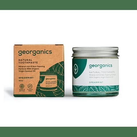 Pasta de Dentes Natural e Orgânica Georganics – Hortelã