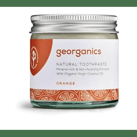 Pasta de Dentes Natural e Orgânica Georganics – Laranja