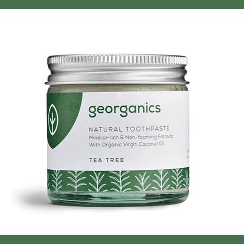 Pasta de Dentes Natural e Orgânica Georganics – Árvore do Chá
