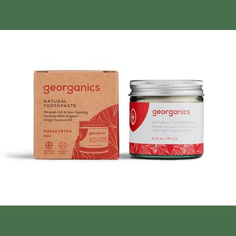 Pasta de Dentes Natural e Orgânica Georganics – Eucalipto