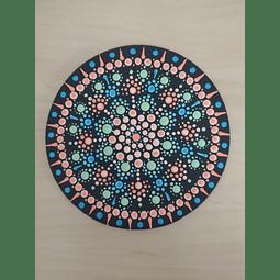 Mandala Intuitiva em MDF