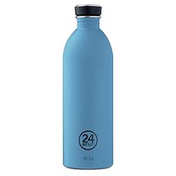 Garrafa Reutilizável 1 Litro - Urban Bottle 24Bottles