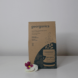Recarga Pastilha Elástica Menta Inglesa – Georganics